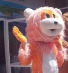 Львенок ростовая кукла