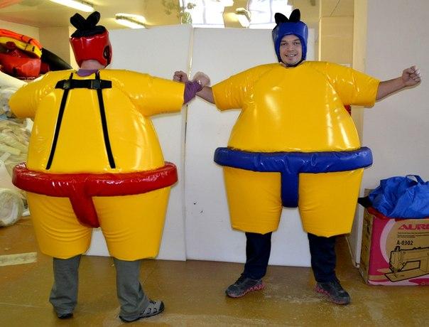 Как сшить надувные костюмы 63