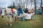 Группа Звонница на лошадке